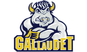 gallaudet-bisons-old